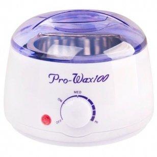 Vaško šildytuvas Pro-Wax, 400, 100W, baltos sp. + Dovanų 10 apsauginių žiedų (14161)