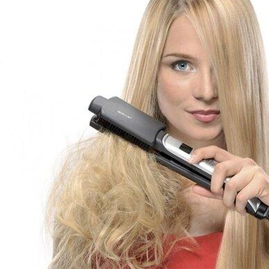 Valera plaukų tiesintuvas SWISS'X AGILITY SHINE & BRUSH 4