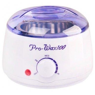 Vaško šildytuvas Pro-Wax, 400, 100W, baltos sp.