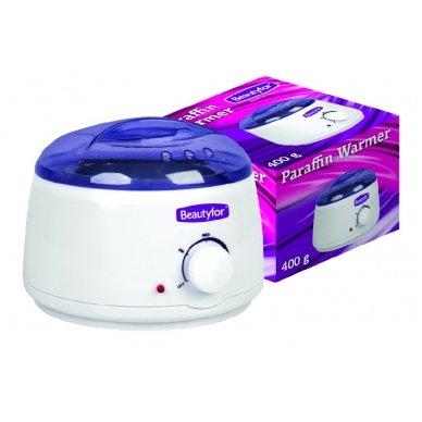 Vaško šildytuvas Beautyfor 400 ml, baltos sp.