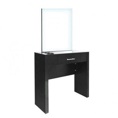 Salono veidrodis-konsolė