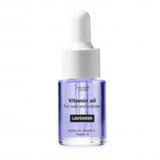 """Vitaminizuotas nagų aliejus """"Sincero Salon"""" Levander, 10 ml"""