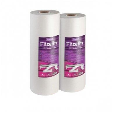 Vienkartinės paklodės (flizelinas) rulone, flizelinas, 80cm x 80 m su perforacija kas 40cm