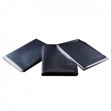 Vienkartiniai peniuarai, juodos sp. 50 vnt. supakuoti krūvoje