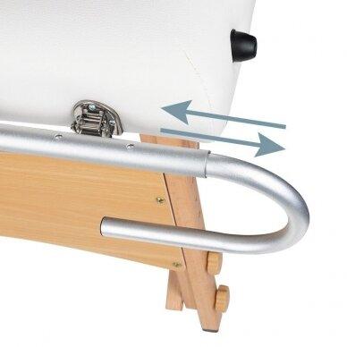 """Vienkartinių paklodžių laikiklis skirtas """"Komfort"""" masažo stalams 4"""