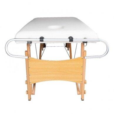 """Vienkartinių paklodžių laikiklis skirtas """"Komfort"""" masažo stalams 2"""