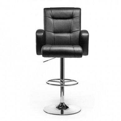 Vizažo kėdė NOR, juodos sp 3