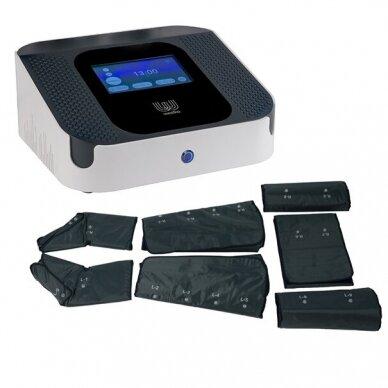 Weelko (Ispanija) presoterapijos prietaisas HighTech