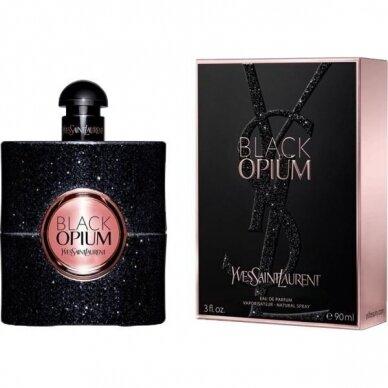 Yves Saint Laurent Black Opium EDP kvepalai moterims, 50ml