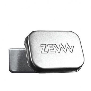 ZEW FOR MEN Stylish Beard barzdos priežiūros rinkinys (balzamas, šepetėlis) 3